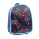 wholesale Bags: Spiderman Great Power Holographics backpack