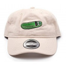 Großhandel Kopfbedeckung: Rick and Morty - Baseball-Cap (beige)