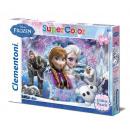 frozen / The Snow Queen 104 pieces Jigsaw