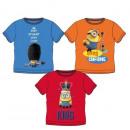 nagyker Gyerek- és babaruha: Minions kurzarm shirt póló pulóver