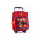 Großhandel Koffer & Trolleys: Fireman Sam In  Case of Emergency Trolley Rucksack