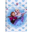 wholesale Booklets & Blocks: frozen College Block A4 ring binder