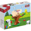 BanBao 7510 - Building Kit, Snoopy Bird Nest