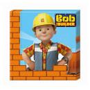 grossiste Maison et cuisine: Bob le bricoleur -  2LG. Serviettes en papier 33x33