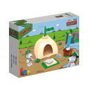 BanBao 7517 - Building Kit, Snoopy Survival Tent
