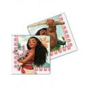 Vaiana - Moana  2LG. Serviettes en papier 33x33cm
