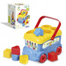 wholesale Puzzle:Sorting bus Baby