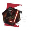 grossiste Cartes de vœux: Star Wars - Les  cartes  d'invitation ...