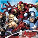 grossiste Maison et cuisine: Puissants Avengers  - 2LG. Serviettes en papier 33x