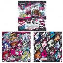 Monster High Sticker sticker sheet 16x16cm