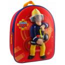 Großhandel Rucksäcke: Fireman Sam To The  Rescue Rucksack 3D Feuerwehr