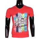 wholesale Shirts & Tops: TSHIRT MAN WITH  PRINTED BY BLUMEN D1677