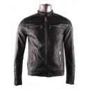 ingrosso Cappotti e giacche: SIMILPELLE da  X-feel XH88089 GIACCA