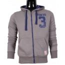 wholesale Pullover & Sweatshirts: SWEAT JACKET MEN BY KERASE FI17