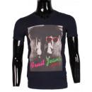 ingrosso Ingrosso Abbigliamento & Accessori: MAGLIETTA UOMO CON  STAMPATO DA TONY MORO HD5535
