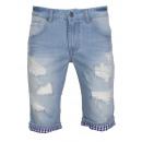 Großhandel Jeanswear: BERMUDA MEN VON JEAN LEEYO E6063S