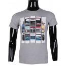 T-Shirt mit dem  Auto MAN LEEYO BM1503 GEDRUCKT