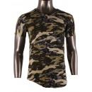 Großhandel Shirts & Tops: T-Shirt AUFMASS B8955 MAN