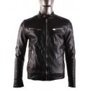 wholesale Coats & Jackets: IMITATION LEATHER  JACKET MAN BY M289 MTX