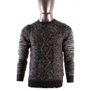 wholesale Pullover & Sweatshirts: PULL MOUCHETE CREWNECK A TWISTED
