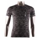 groothandel Kleding & Fashion: T-Shirt DOOR DAVID BLACK COPPER C2521