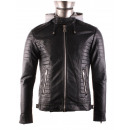 ingrosso Cappotti e giacche: GIACCA SIMILPELLE da X-feel XH88092