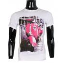 ingrosso T-shirts & Tops: MAGLIETTA UOMO  stampato da LEEYO BM1559