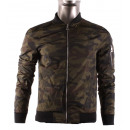 wholesale Coats & Jackets: MILITARY BY  BOMBERS JACKET S277 MTX