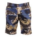 wholesale Trousers: BERMUDA MEN BY  CHINO FLOWERY XFEEL XH77602