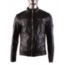 wholesale Coats & Jackets: IMITATION LEATHER  JACKET MAN BY M288 MTX