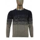 wholesale Pullover & Sweatshirts: JUMPER ROUND NECK  STRIPED VARIETY RIGHTS