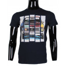 wholesale Shirts & Tops: TSHIRT WITH  PRINTED BY CAR MAN LEEYO BM1503