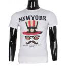 wholesale Fashion & Mode: TSHIRT PRINTED  WITH MAGICIAN MEN BY LEEYO BM15