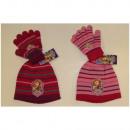 Großhandel Handschuhe: Bonnet + Glove Princess Sofia