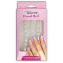 Fingernägel,  künstlich   French Manicure White  mi