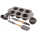 wholesale Casserole Dishes and Baking Molds: KASSEL silicone baking set muffin