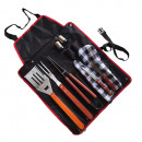 wholesale Barbecue & Accessories:KINGHOFF BBQ set, 9 pcs