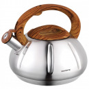 KLAUSBERG kettle 3l wood handle induction
