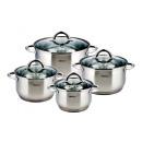 groothandel Potten & pannen: KINGHOFF kookgerei set, 8 stuks