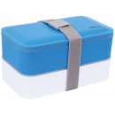 grossiste Organisateurs et stockage: KINGHOFF 2 niveaux lunchbox