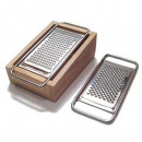 KINGHOFF, grater, grater with wooden container