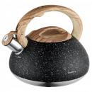 KLAUSBERG Wasserkocher schwarzer Marmor 2,7 L KB-7