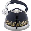 wholesale Kitchen Electrical Appliances: KLAUSBERG kettle 2.8l black induction gold ...