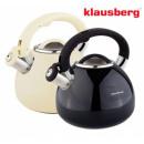 Klaus 3-l-Kessel 2 Farben
