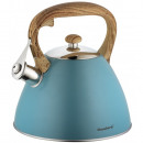 KLAUSBERG kettle 3L blue mat induction