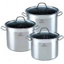 wholesale Pots & Pans: KINGHOFF, set of pots, 6 pcs.
