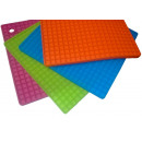 KINGHOFF silicone mat 17.5 x 17.5 cm