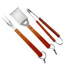 wholesale Barbecue & Accessories:KINGHOFF BBQ set 3 pcs