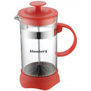 wholesale Coffee & Espresso Machines: KLAUSBERG coffee & tea infuser, 600 ml
