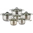 KINGHOFF set of pots 12pcs